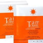 TanTowel Self-Tan Towelette – Full Body Application (Plus)