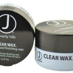 J Beverly Hills Clear Wax – water-based finishing wax