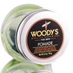 Woody's Pomade – Texture with Shine, Workable, Water Soluable