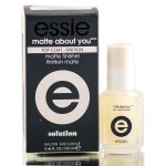 Top Coat: Essie Matte About You – Top Coat & Finition Solution