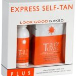 TanTowel Express Self-Tan Kit Plus