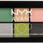 NYX Avant POP! Shadow Palette