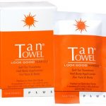 TanTowel Self-Tan Towelette – Half Body Application (Plus)