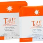 TanTowel Self-Tan Towelette – Full Body Application (Classic)