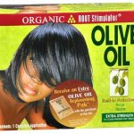 Organic Root Stimulator Olive Oil No-Lye Relaxer – Extra Strength