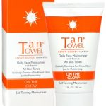 TanTowel On The Glow – Daily Face Moisturizer with retinol (regular)