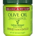 Organic Root Stimulator Olive Oil Professional Creme Relaxer