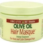 Organic Root Stimulator Olive Oil Hair Masque