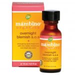 Mambino Organics Overnight Blemish S.O.S.