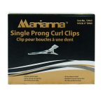 Marianna Single Prong Steel Clips