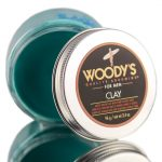 Woody's Clay – Matte Finish Clay with Firm Texture Hold