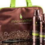 Macadamia Extend Dry Shampoo and Blow Dry Lotion Bag Set