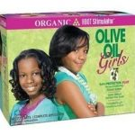 Organic Root Stimulator Olive Oil Girls Built-In Protection Plus