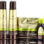 Macadamia Nourishing Moisture For Medium/Coarse Hair Travel – Kit