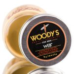 Woody's Texture Web with Matte Finish
