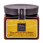 Saryna Key Shea Natural Keratin Damage Repair Pure African Shea Butter