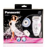 Panasonic ES-ED64-S Cleaning Brush and Epilator System