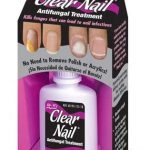 Nail Supplements: Dr. G's Clear Nail – Antifungal Treatment
