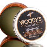Woody's Head Wax Natural Bees Wax – High Shine