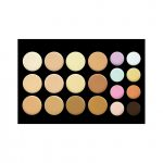 Crown Brush 20 Color Concelear/Contour Palette – 20CON