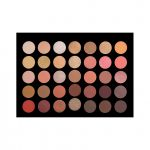 Crown Brush Rose Gold Eyeshadow Palette – 35RG