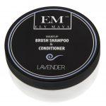 Ely Maya Make-up Brush Shampoo & Conditioner – Lavender