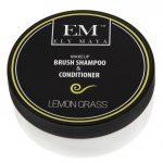 Ely Maya Make-up Brush Shampoo & Conditioner – Lemon Grass