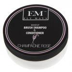 Ely Maya Make-up Brush Shampoo & Conditioner – Champagne Rose