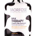 Morfose Pro Milk Therapy Creamy Milk Shampoo
