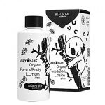 Mishe Beausome Baby Kids Organic Face & Body Lotion