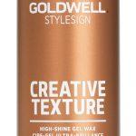 Goldwell Stylesign Creative Texture Crystal Turn High Shine Gel Wax