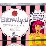 J Cat Browlyst Style Your Brow Gel Set