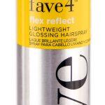 Fave4 Flex Reflect Lightweight Glossing Hairspray