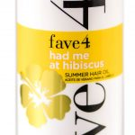 Fave4 Had Me At Hibiscus Summer Hair Oil