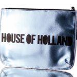 Label.M House Of Holland Designer Holiday Clutch Bag