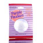 Upper Canada Soap Brompton & Langley Bath Bomb Purple Passion