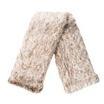 Upper Canada Therawell Faux Fur Relaxing Neck Wrap