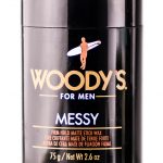 Woody's For Men Messy Firm Hold Matte Stick Wax