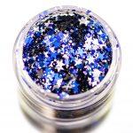 Stinaface Custom Chunky Glitter – Dallas Cowgirl