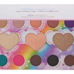 BH Cosmetics Marvycorn Shadow & Highlighter Palette